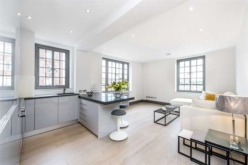 1 Bedroom Flat for sale in Swan Court, Chelsea Manor Street, Chelsea, SW3