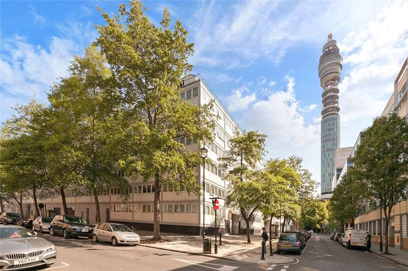 3 Bedrooms Flat for sale in Holcroft Court, Clipstone Street, London, W1W