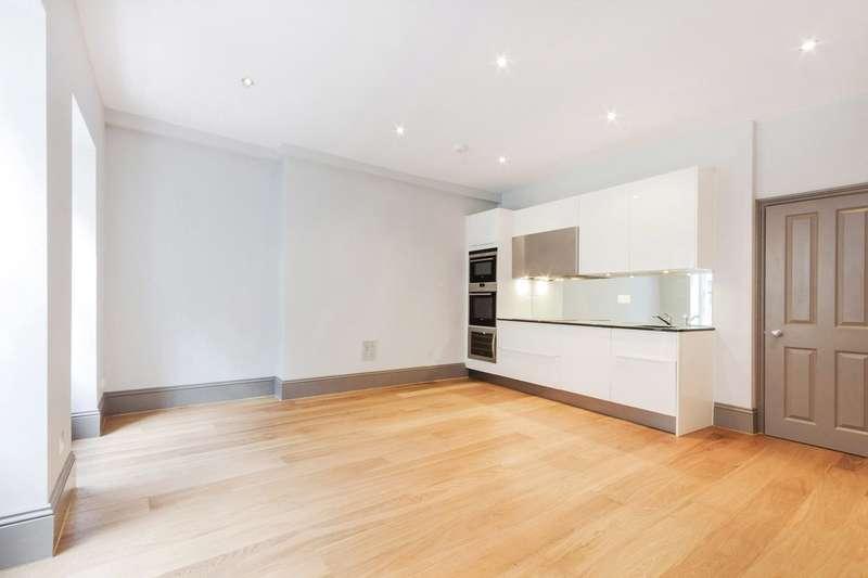 2 Bedrooms Flat for sale in Grafton Way, London, W1T