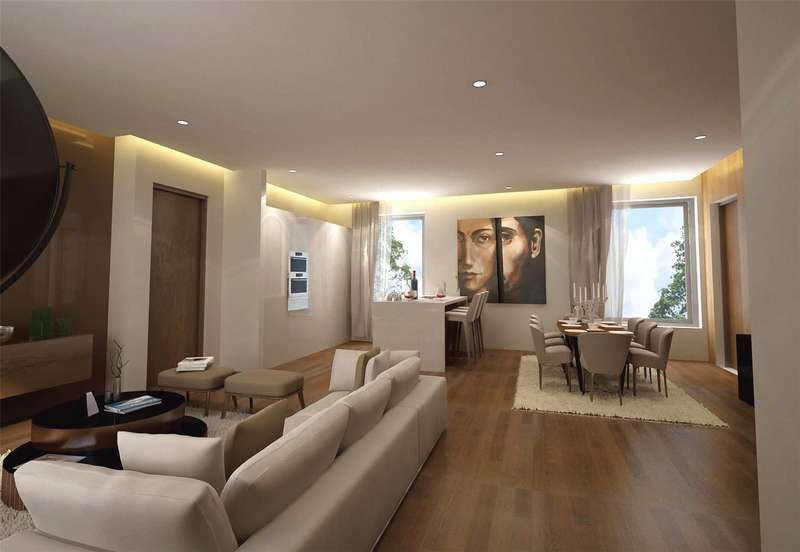 3 Bedrooms Flat for sale in Centre Heights, 137 Finchley Road, London, NW3
