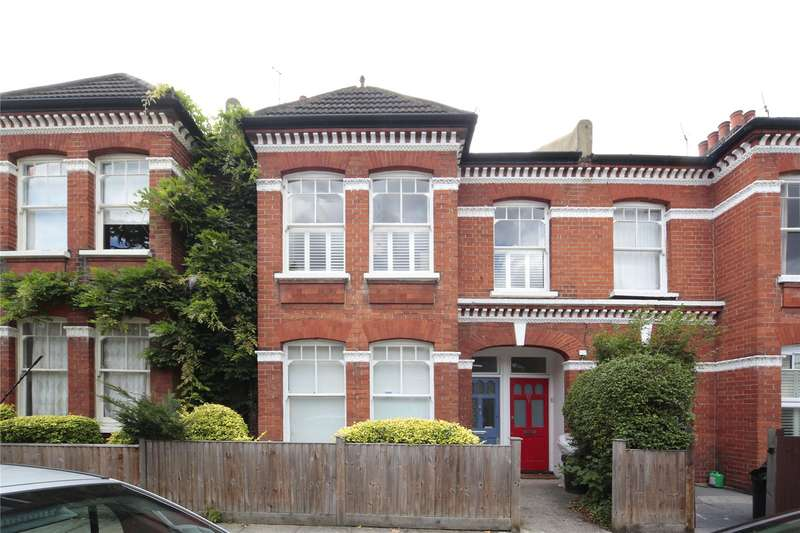 3 Bedrooms Maisonette Flat for sale in Wix's Lane, Battersea, London, SW4