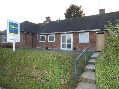 2 Bedrooms Bungalow for sale in Ipswich, Suffolk