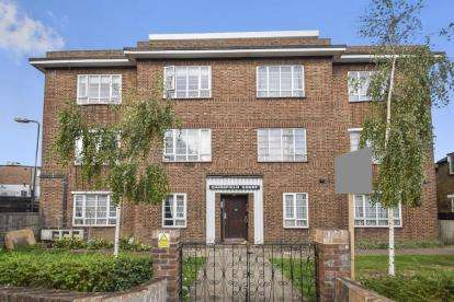 2 Bedrooms Flat for sale in Cairnfield Court, Cairnfield Avenue, Neasden, London