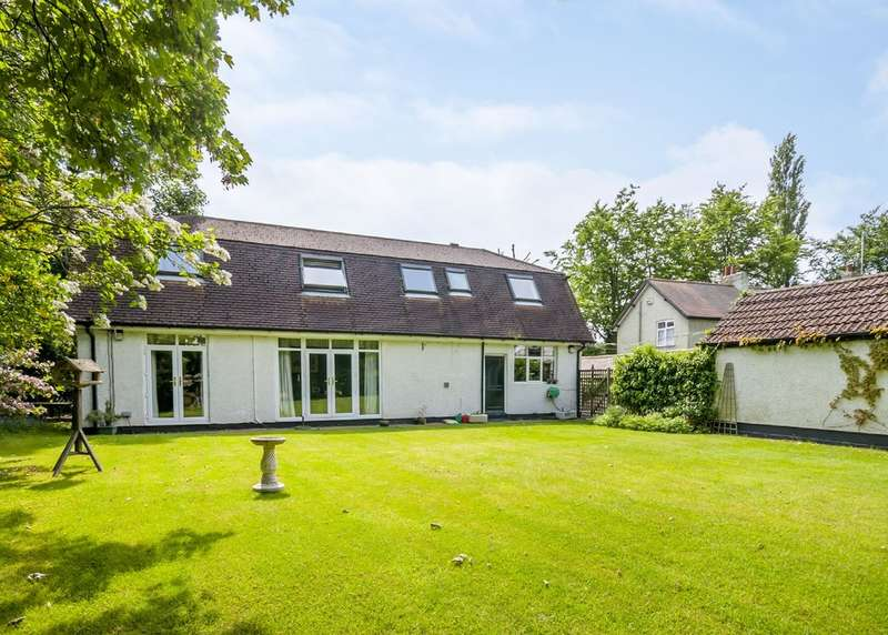 5 Bedrooms Detached House for sale in Marcliff Close, Wickersley, Rotherham