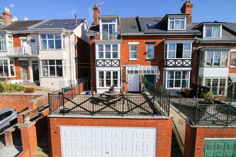 5 Bedrooms Semi Detached House for sale in Barnpark Road, Teignmouth