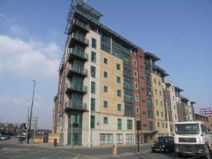 2 Bedrooms Flat for sale in City Point 2, 156 Chapel Street, Salford, Greater Manchester