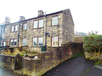 2 Bedrooms End Of Terrace House for sale in Hollybank Road, Bradford, West Yorkshire