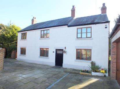 4 Bedrooms Detached House for sale in Leyland Lane, Leyland, Lancashire