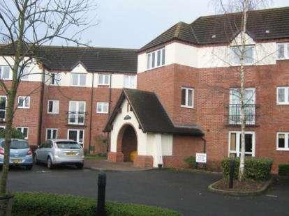 1 Bedroom Retirement Property for sale in Highbury Court, 15 Howard Road East, Birmingham, West Midlands