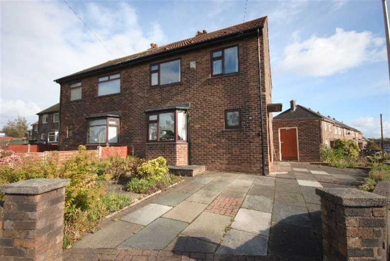 3 Bedrooms Semi Detached House for sale in Wigan Road, Ashton-In-Makerfield, Wigan, WN4
