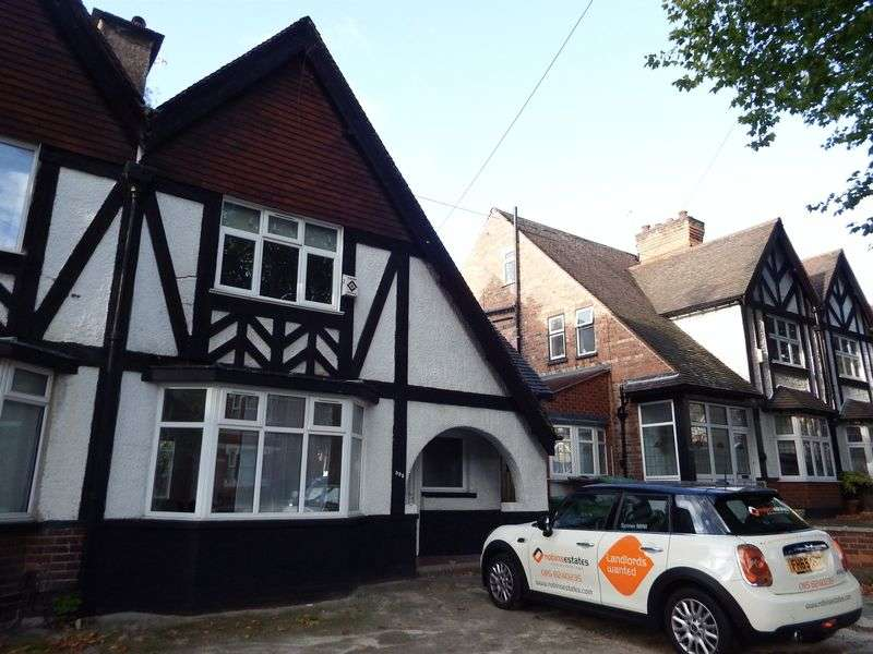 3 Bedrooms Semi Detached House for sale in Derby Road, Nottingham