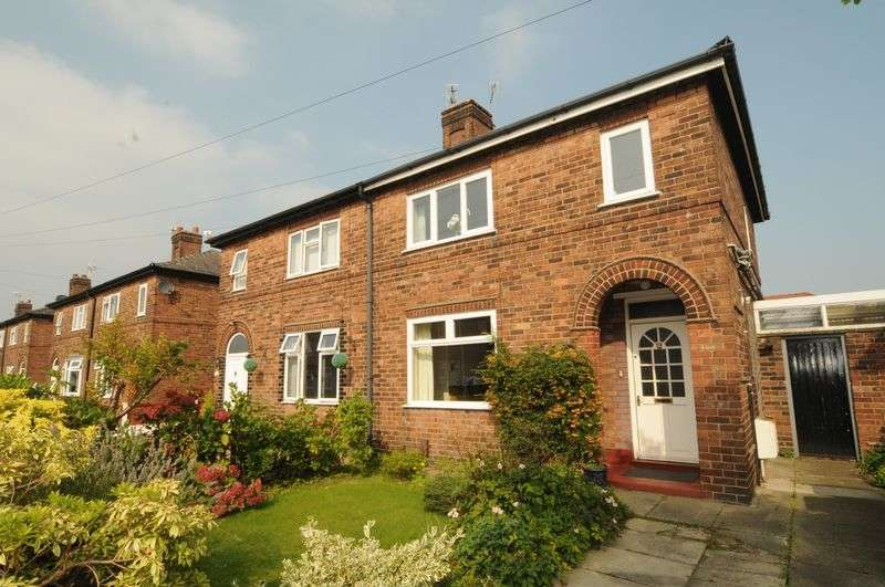 2 Bedrooms House for sale in Bennett Avenue, Warrington