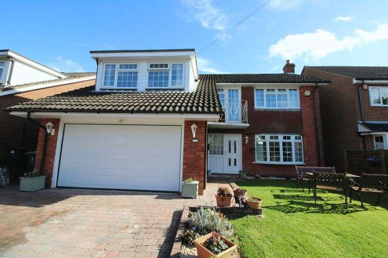 4 Bedrooms Detached House for sale in Tinsley Lane, Crawley