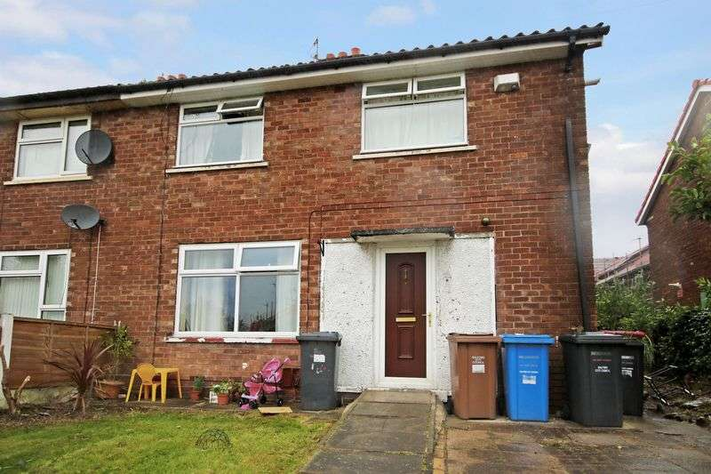 4 Bedrooms Semi Detached House for sale in Westwood Avenue, Little Hulton
