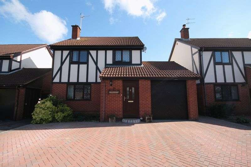 3 Bedrooms Detached House for sale in Plover Close, Bristol