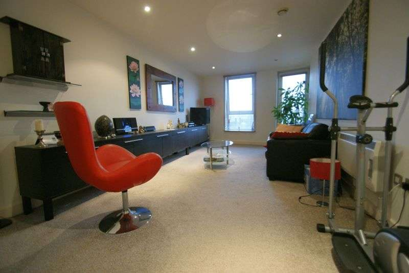 1 Bedroom Flat for sale in Bixteth Street, Liverpool