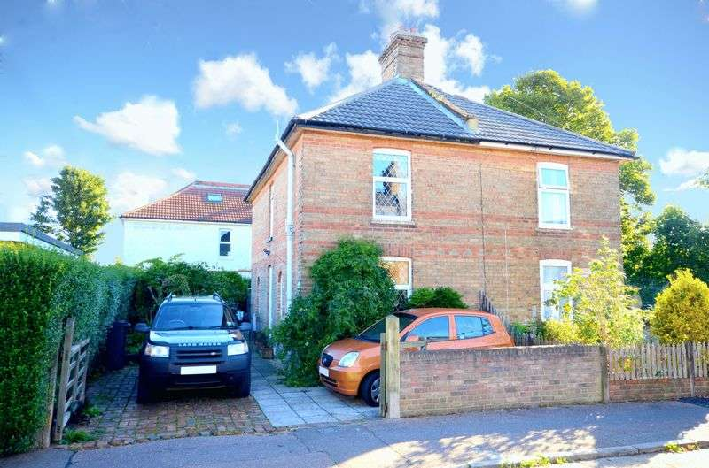 2 Bedrooms Semi Detached House for sale in Curzon Road, Bournemouth