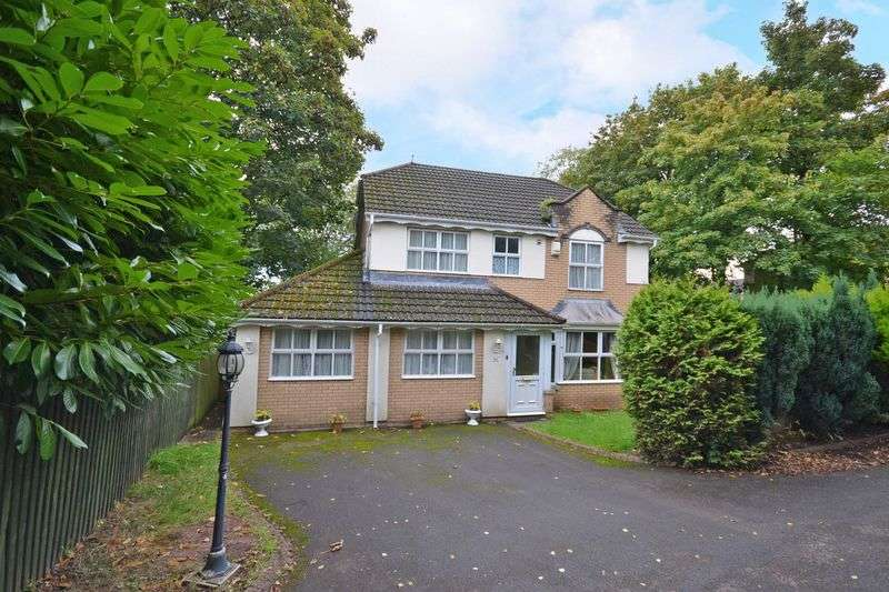 4 Bedrooms Detached House for sale in A Spacious 4 bedroom family home Newport, West side