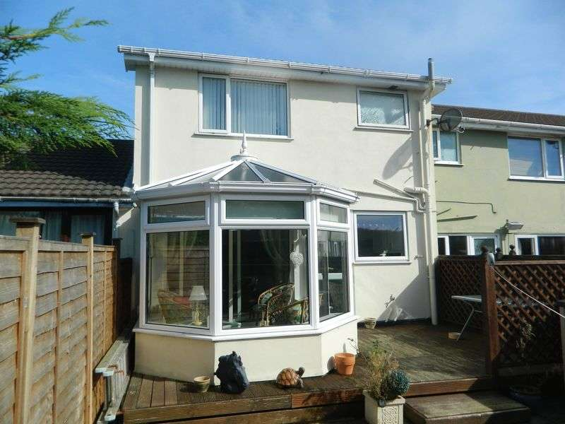 3 Bedrooms Terraced House for sale in Tresithney Road, Carharrack