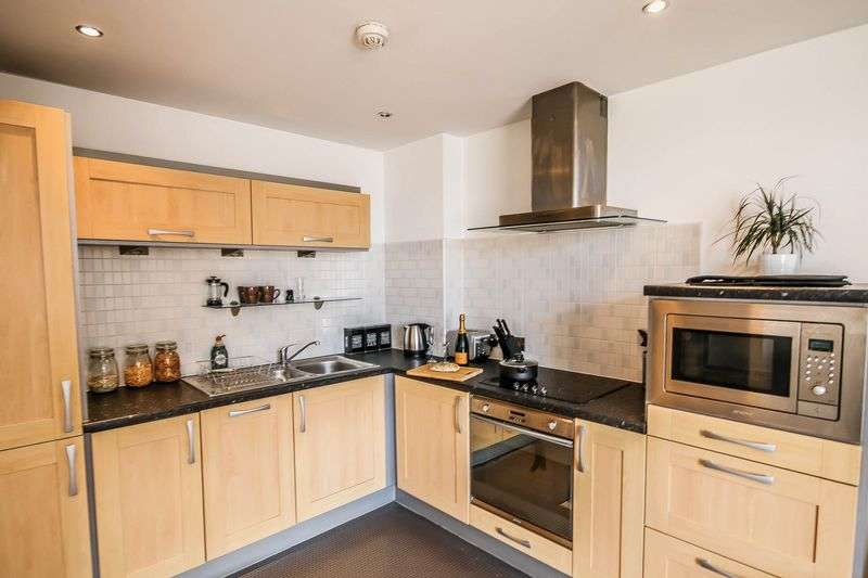 1 Bedroom Flat for rent in George Street, Nottingham