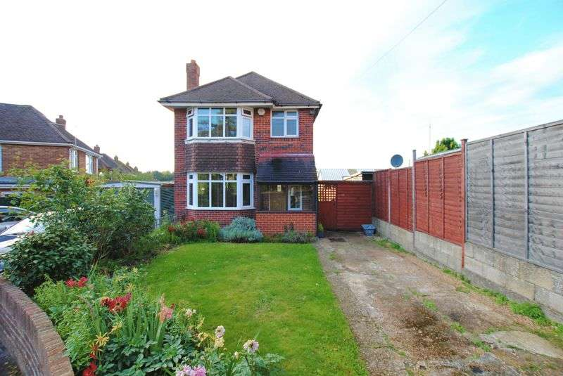 3 Bedrooms Detached House for sale in Portsmouth Road, Sholing