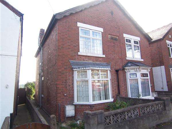 3 Bedrooms Semi Detached House for sale in Park Drive, Ilkeston