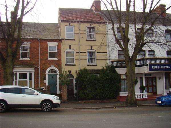 5 Bedrooms Terraced House for sale in Midland Road, Wellingborough