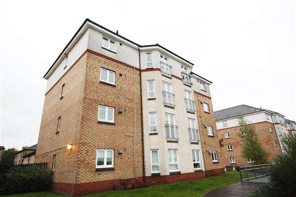 2 Bedrooms Flat for sale in Bulldale Road, Glasgow
