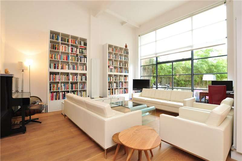 3 Bedrooms Flat for sale in Chiswick Green Studios, 1 Evershed Walk, London, W4