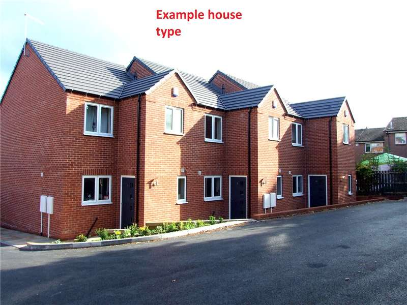 2 Bedrooms Semi Detached House for sale in Peach Street, Heanor, Derbyshire, DE75