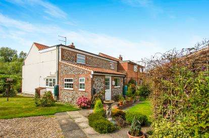 3 Bedrooms Semi Detached House for sale in Thurning, Norfolk