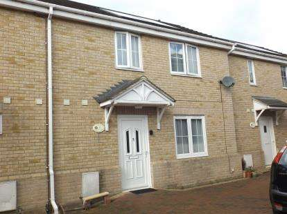 2 Bedrooms Terraced House for sale in Monkton Street, Ryde, Isle Of Wight