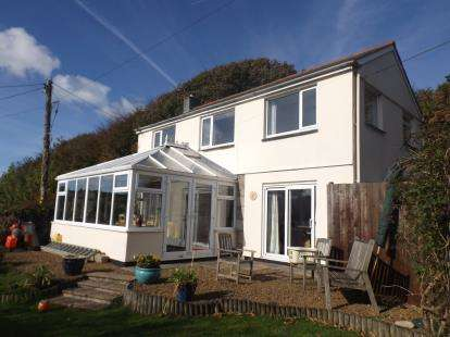 3 Bedrooms Detached House for sale in St Day, Redruth, Cornwall