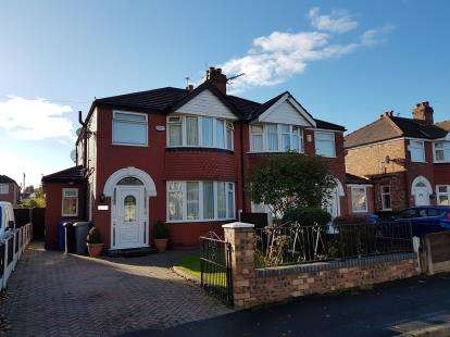 3 Bedrooms Semi Detached House for sale in Sylvan Avenue, Timperley, Altrincham, Greater Manchester