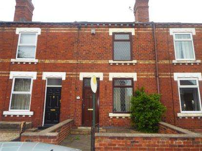 2 Bedrooms Terraced House for sale in Wood Lane, Castleford, West Yorkshire
