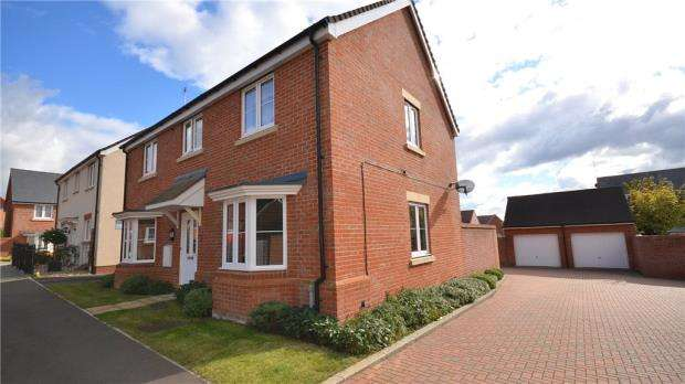 4 Bedrooms Detached House for sale in Tern Hill, Bracknell, Berkshire