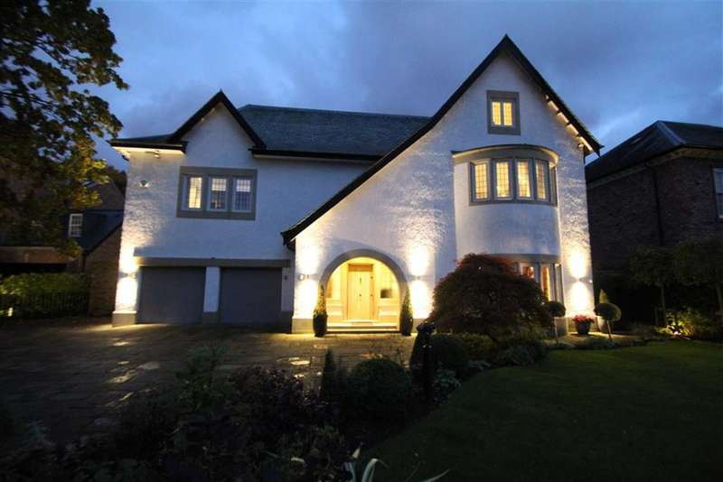6 Bedrooms Property for sale in York Drive, Altrincham, Bowdon