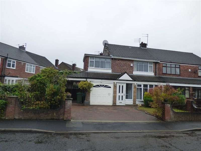 3 Bedrooms Property for sale in Nottingham Drive, FAILSWORTH, Manchester, M35