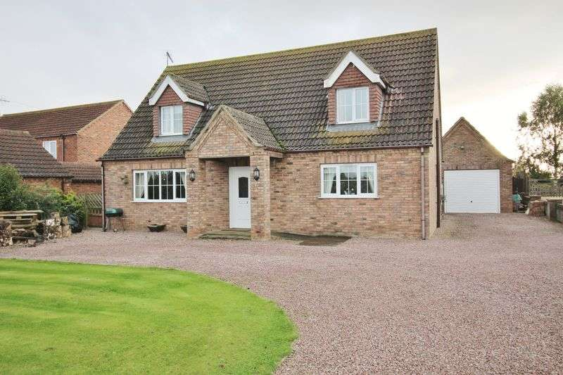 3 Bedrooms Detached House for sale in Main Road, Toynton All Saints, Spilsby