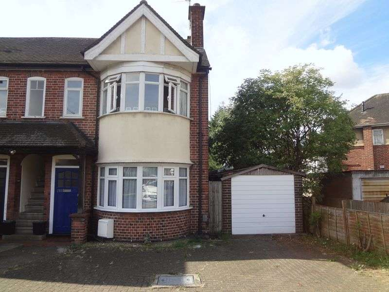 2 Bedrooms Maisonette Flat for sale in Christchurch Avenue, Harrow