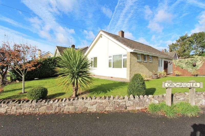 2 Bedrooms Detached Bungalow for sale in Orchard Lea, Alveston