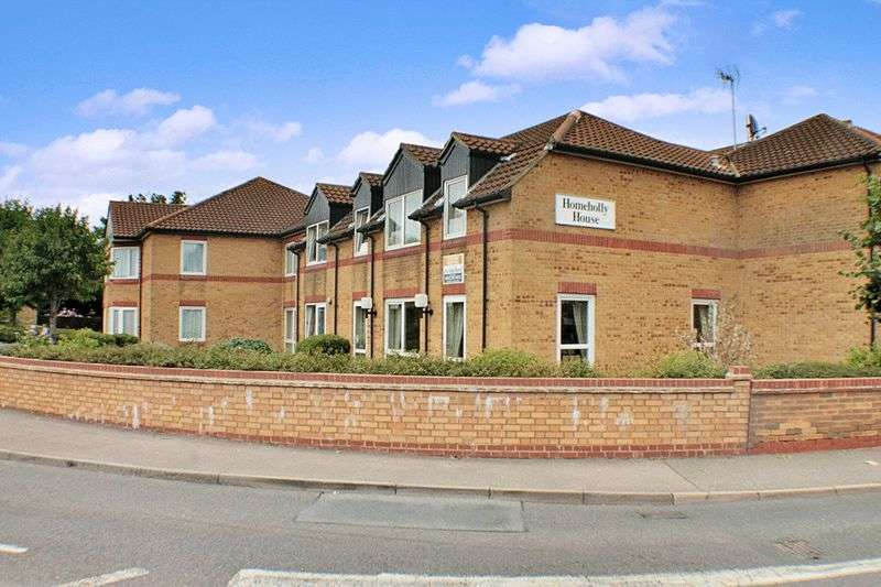1 Bedroom Retirement Property for sale in Homeholly House, Wickford, SS11 7DS