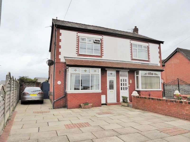 3 Bedrooms Semi Detached House for sale in Chapel Lane, Banks, Southport