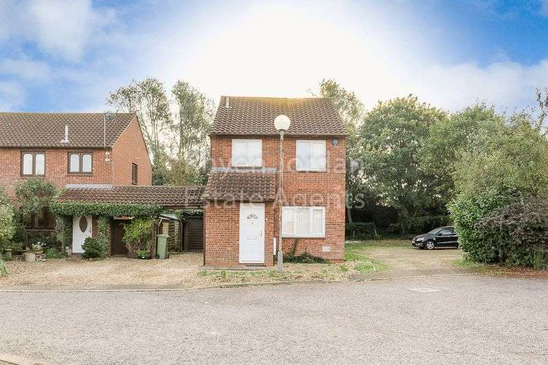 3 Bedrooms Detached House for sale in Challacombe, Milton Keynes