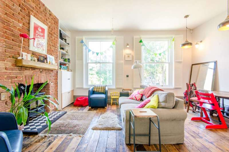 2 Bedrooms Flat for sale in Mildmay Road, Islington, N1