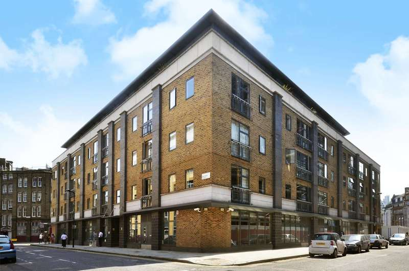 2 Bedrooms Flat for sale in Ebenezer Street, Islington, N1