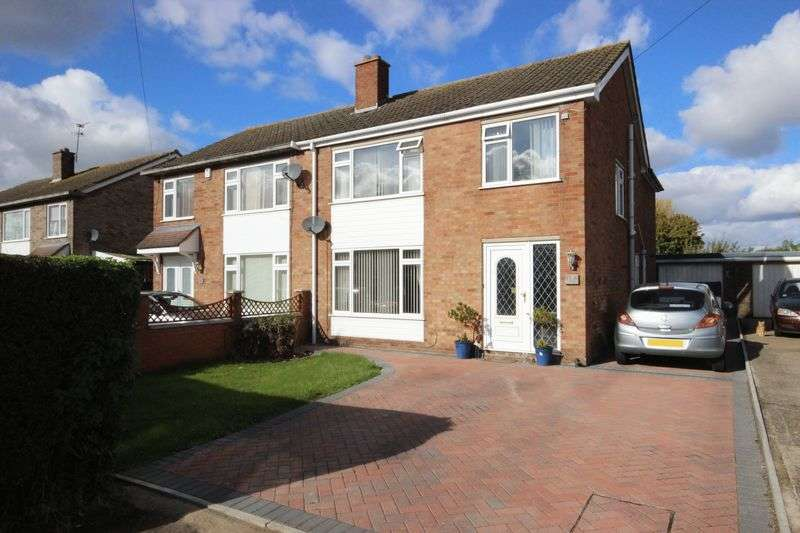 4 Bedrooms Semi Detached House for sale in Cotton End Road, Wilstead, Bedford