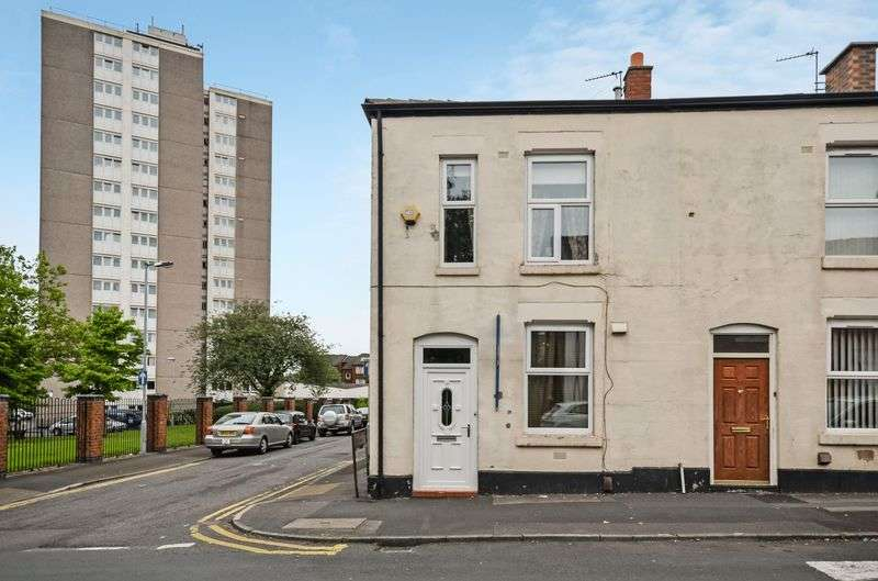 3 Bedrooms Terraced House for sale in 33 Travis Street, Hyde, SK14 1PA