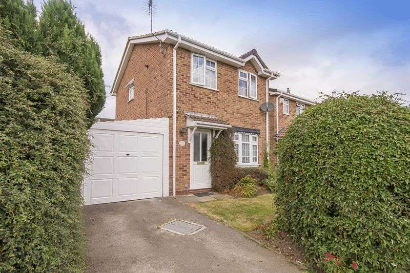 3 Bedrooms Detached House for sale in MAPLE DRIVE, CHELLASTON