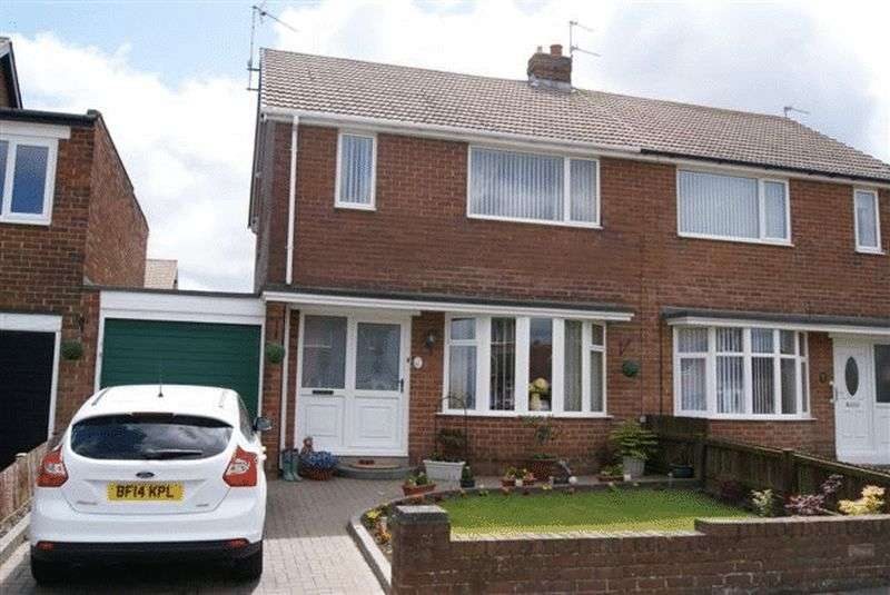 3 Bedrooms Semi Detached House for sale in Astley Grove, Seaton Sluice, Whitley Bay